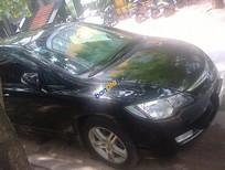 Bán Honda Civic 2.0AT sản xuất năm 2009, màu đen