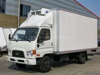 Xe tải Hyundai HD65 thùng đông lạnh, tổng tải trọng 5000 kg