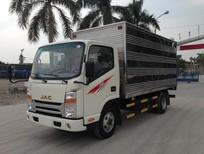 Mua xe tải 3,45 tấn JAC thùng bạt, kín Hải Phòng 0964674331