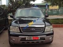Bán xe cũ Ford Escape 3.0 V6 sản xuất 2005, nhập khẩu chính chủ, giá 240tr