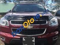 Bán Chevrolet Colorado đời 2014, màu đỏ số sàn