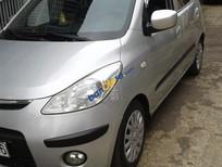 Cần bán xe Hyundai i10 sản xuất 2009, màu bạc, nhập khẩu