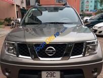 Bán xe Nissan Navara LE đời 2013, màu xám, xe nhập