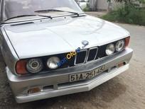 Bán ô tô BMW đời 1987, màu bạc, nhập khẩu chính hãng, xe còn đẹp