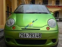 Bán ô tô cũ Daewoo Matiz năm sản xuất 2008, màu xanh lục, 130tr
