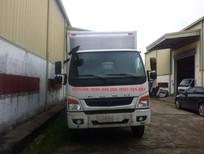 Bán xe tải Fuso 7 tấn FI thùng chở Ballet, nhập khẩu, phanh hơi, giá cực tốt