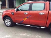 Bán Ford Ranger Wildtrak 3.2 sản xuất 2015, màu đỏ, nhập khẩu