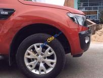 Bán ô tô Ford Ranger Wildtrak 3.2 AT sản xuất 2015, màu đỏ