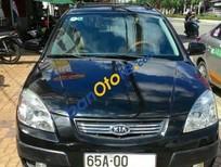 Xe Kia Rio sản xuất năm 2009, màu đen, giá tốt