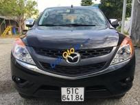 Bán Mazda BT 50 sản xuất 2015, màu đen