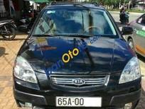 Cần bán xe Kia Rio AT sản xuất năm 2009, màu đen