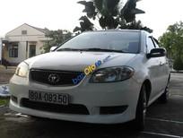 Bán xe Toyota Vios G sản xuất 2007, màu trắng chính chủ, giá 215tr