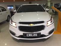 Chevrolet Cruze LTZ model 2017, hỗ trợ ngân hàng toàn quốc, không cần chứng minh thu nhập