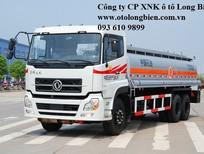 Xe bồn chở xăng dầu 3 chân 16, 17, 18m3 tại Hà Nội 2019