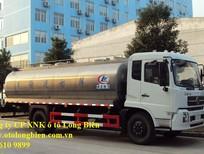 Xe bồn chở dầu ăn, chở mật, chở sữa 6-11m3, 16-21m3 tại Hà Nội 2017, 2018