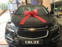 Bán Chevrolet Cruze LTZ bản 2017, full option, hỗ trợ ngân hàng toàn quốc
