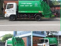 Xe cuốn ép rác Hino FG8JJSB 6-7 tấn 12-14m3 – 2017, 2018