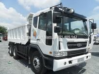 Bán Daewoo F3DEF 8000 kg loại xe ben, tặng thuế trước bạ, giá 1 tỷ 300 triệu