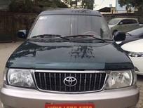 Cần bán xe Toyota Zace GL 2003, màu xanh lục, giá chỉ 275 triệu