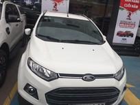 Ford EcoSport 1.5 Titanium 2016, màu trắng, xe giao ngay, Khuyến mãi lớn Chào đón Lễ 30/4
