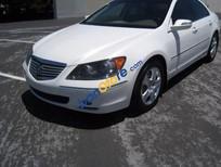 Bán xe cũ Acura RL đời 2005, màu trắng, nhập khẩu nguyên chiếc, giá chỉ 440 triệu