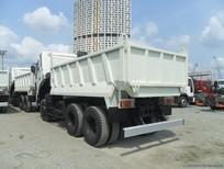 Bán xe tải tự đổ Daewoo Novus SE K4DEF10 khối, mua xe Daewoo giá rẻ