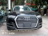 Bán xe Audi Q7 3.0 Quattro 2016 màu đen