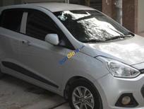 Bán xe Hyundai i10 sản xuất năm 2015, màu bạc, nhập khẩu nguyên chiếc