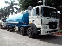 Xe tải 4 chân HD320 chở xăng dầu, giá ưu đãi, hỗ trợ 100% VAT hồ sơ giao ngay