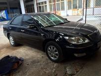 Cần bán xe Toyota Camry 3.0V 2003, màu đen, nhập khẩu chính hãng, xe chính chủ