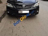 Bán Toyota Corolla 1.8 năm sản xuất 2014, màu đen