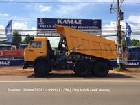 Kamaz 55111 (6x4), xe ben Kamaz 13 tấn mới tại Kamaz Bình Dương