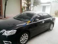 Bán Toyota Camry 2.0 E 2010, nhập khẩu Đài Loan, màu đen, đăng ký năm 2010, biển Hà Nội