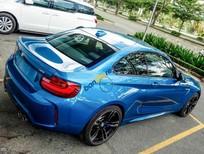 Bán ô tô BMW M2 năm sản xuất 2016, màu xanh lam, xe nhập
