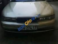 Bán xe cũ Mazda 929 đời 1995, màu vàng, nhập khẩu nguyên chiếc