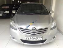 Cần bán xe Toyota Vios E đời 2012, màu bạc, giá chỉ 470tr
