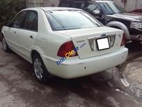 Cần bán xe Ford Laser sản xuất 2003, màu trắng còn mới