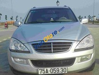 Bán nhanh xe SsangYong Kyron đăng ký 2009, số tự động