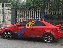 Bán Kia Cerato đời 2010, màu đỏ số sàn, giá tốt