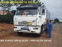 Kamaz 65117 (6x4) mới 2016 tại Kamaz Bình phước