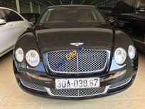 Bán Bentley Continental năm 2007, màu đen, xe nhập