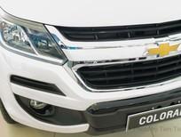 Bán xe Chevrolet Colorado LTZ 2016, màu trắng, xe nhập, giá tốt, hỗ trợ 85% xe, liên hệ Hotline 0941.266.662