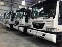 Đại lý bán xe tải Daewoo K9KEF 14 tấn, hỗ trợ 80%, giao xe ngay