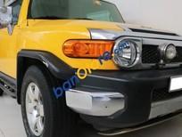 Bán Toyota Fj cruiser 4.0 AT đời 2007, màu vàng