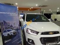 Bán ô tô Chevrolet Captiva LTZ đời 2016, màu trắng