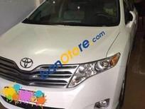Cần bán xe cũ Toyota Venza AT đời 2009, màu trắng số tự động