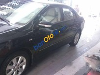 Bán ô tô Toyota Corolla altis MT đời 2009, màu đen số sàn, giá 520tr