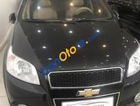 Tứ Quý Auto bán Chevrolet Aveo 1.5 AT 2014, màu đen