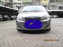 Cần bán gấp Daewoo GentraX năm sản xuất 2009, màu xám, nhập khẩu nguyên chiếc