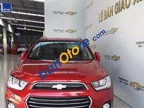 Bán xe Chevrolet Captiva LTZ đời 2016, màu đỏ, giá chỉ 879 triệu